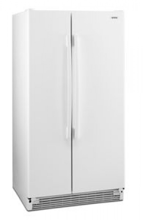 Whirlpool NEW 26 cu.ft. Side by Side Smooth White