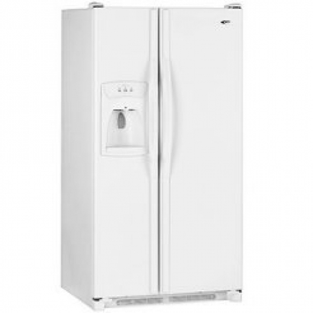 Amana 26 cu.ft. Side by Side Refrigerator