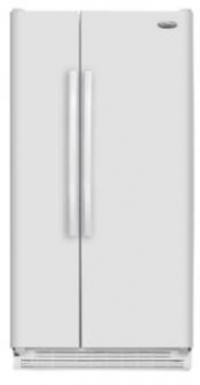 Whirlpool 23 cu.ft. Side by Side Refrigerator