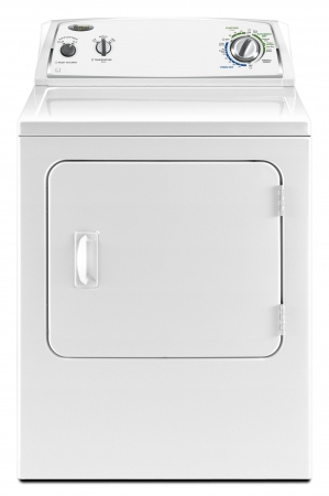 Whirlpool Super Capacity Gas Dryer