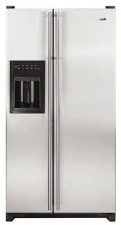 Amana 23 cu.ft. Stainless Steel with Bar Handles