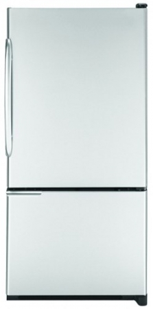 Whirlpool 19 cu.ft. Stainless Steel Bottom Mount