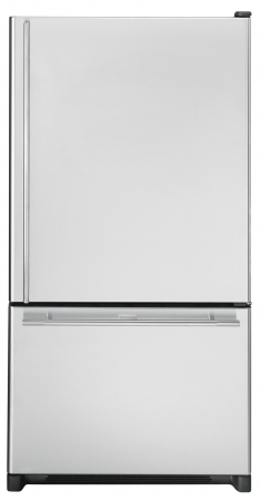 Whirlpool 20 cu.ft. Stainless Steel Bottom Mount