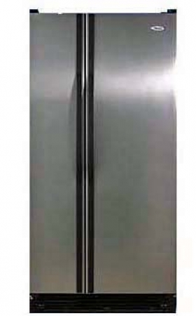 Whirlpool 23 cu.ft.Side by Side Satina Refrigera...