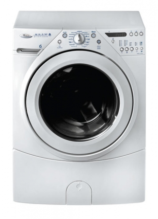 Whirlpool Duet 6th Sense Front Loading Washer