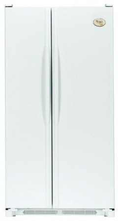 Whirlpool 26 cu.ft. Side by Side Refrigerator