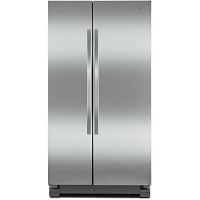 Whirlpool 26 cu.ft. Side by Side Stainless Steel