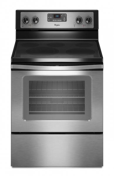 Whirlpool Stainless Steel Ceramic Glass Self Cle...